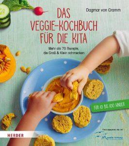 Veggie-Kochbuch für die Kita