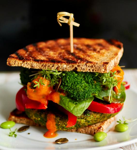 Protein-Burger