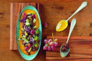 Gemüse mit Maronen