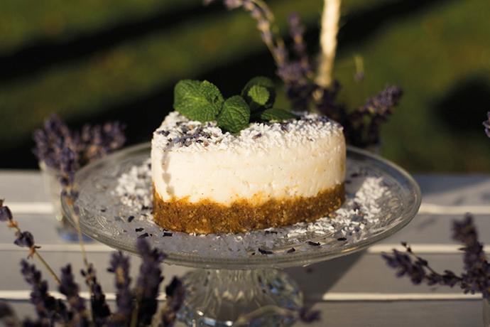 Kokosnuss-Torte