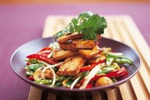 Veganes Stir-fry