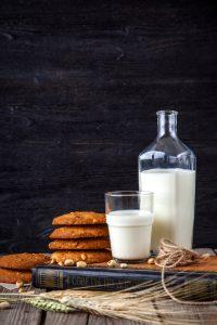 Dinkelmilch selber machen