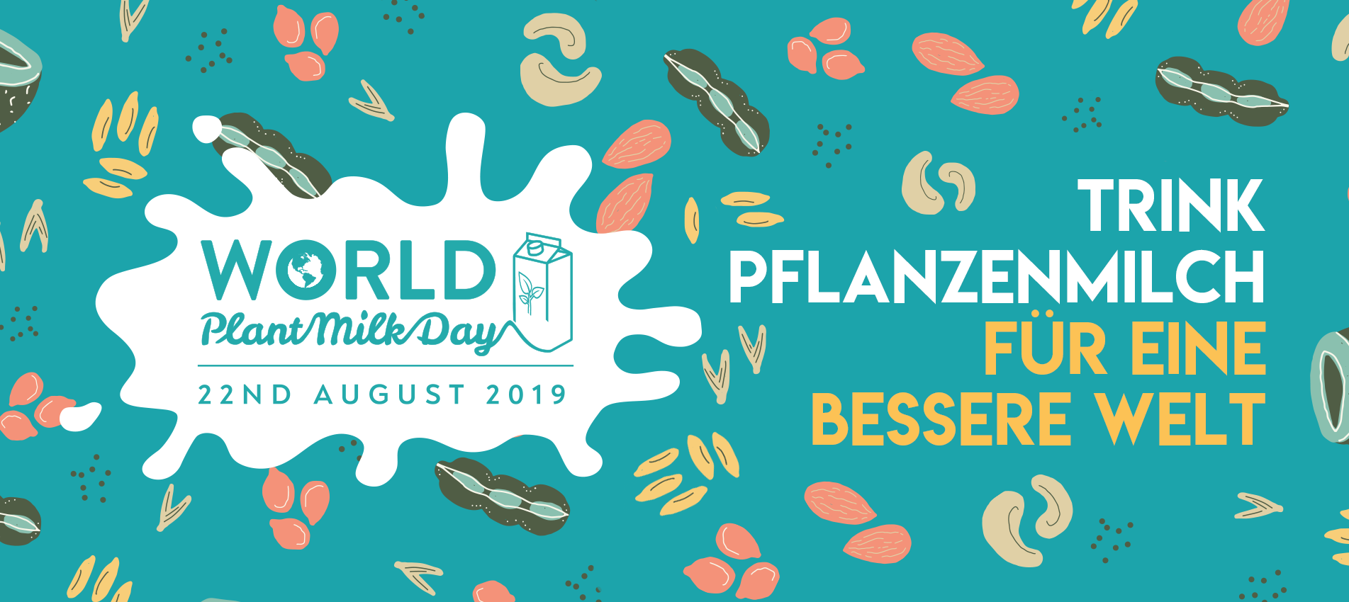 World Plant Milk Day