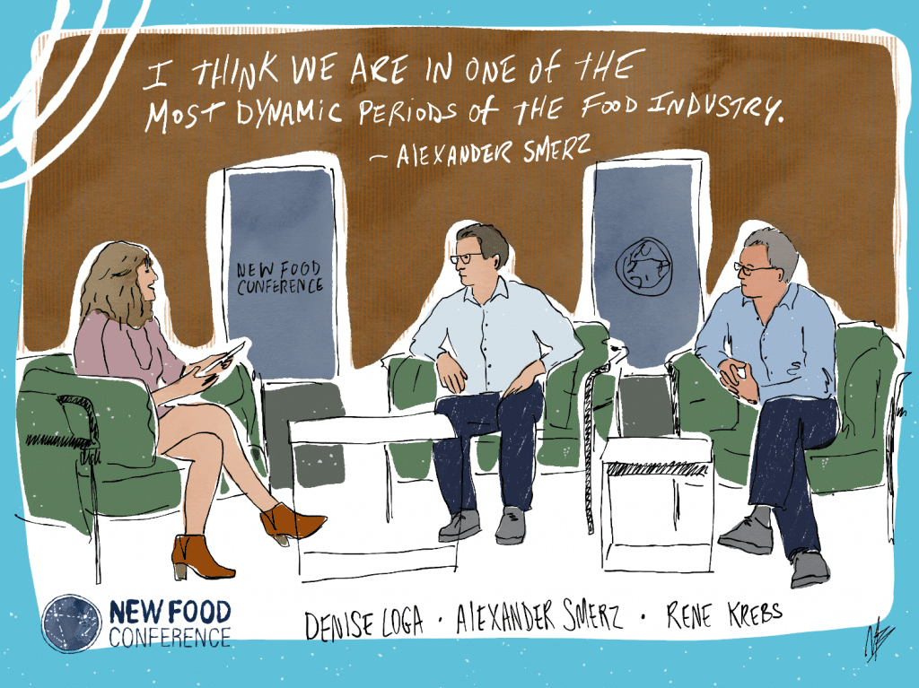 New Food Conference 2021 Sketch