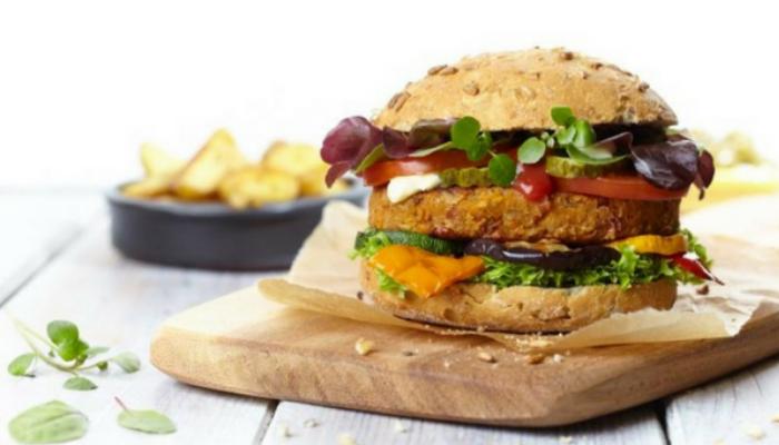 10 leukste verstopte groente-ideeen - Groenteburgers