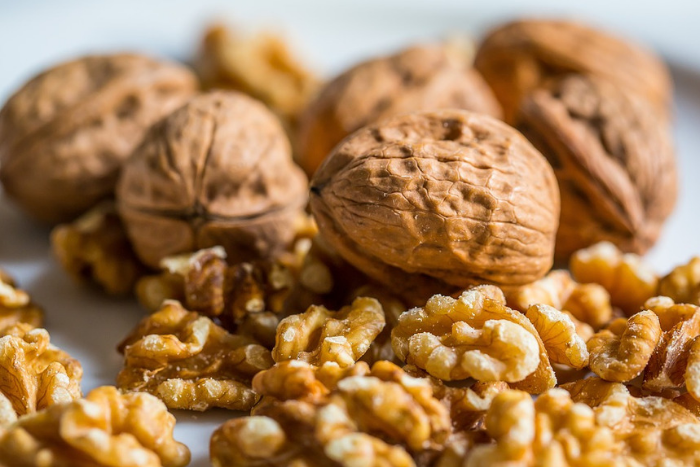 Going nuts! - Walnoten