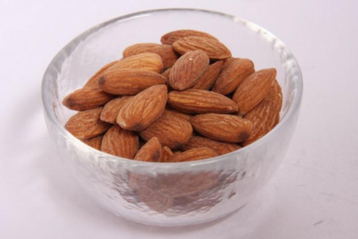Going nuts! - Amandelen