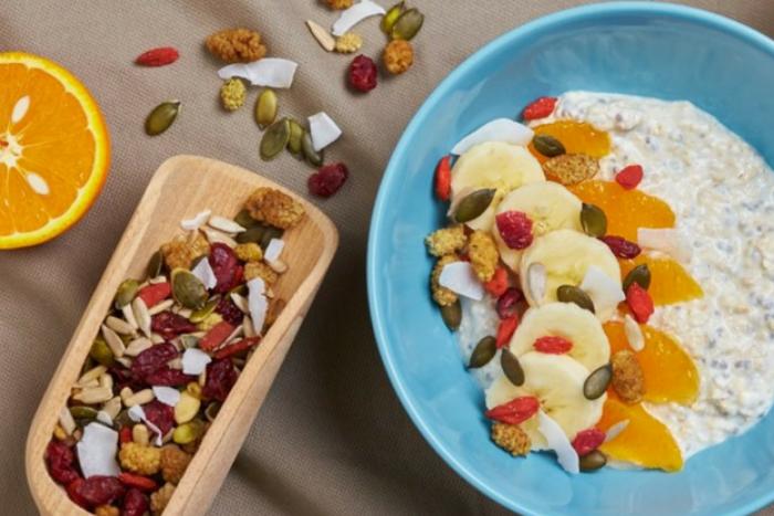 Havermout_ het voedzaamste vegan ontbijt - overnight oats