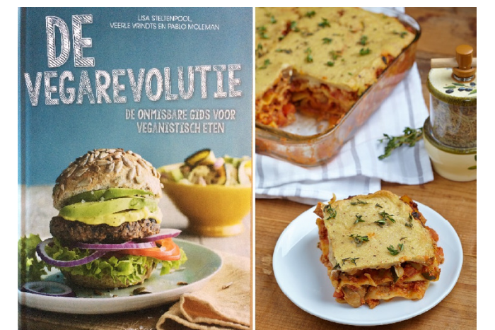 Deze vegan kookboeken horen thuis in je boekenkast! - de Vegarevolutie