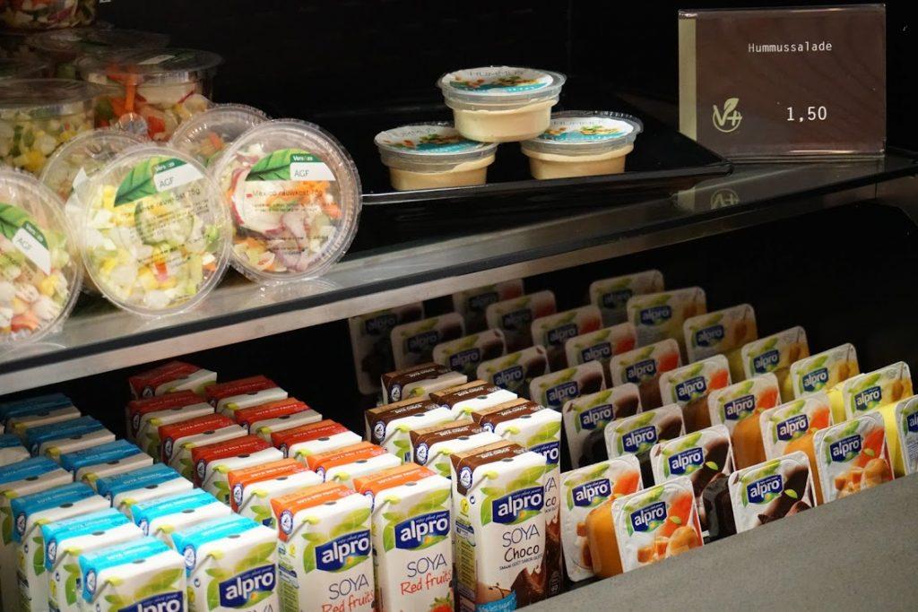 Universiteit Leiden kiest voor Vegan Catering