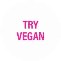 try vegan