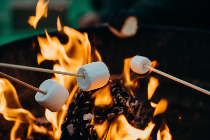 Marshmallows maken zonder ei met aquafaba