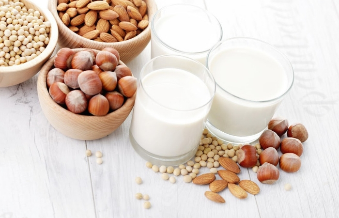 plantbased milk - ProVeg NL