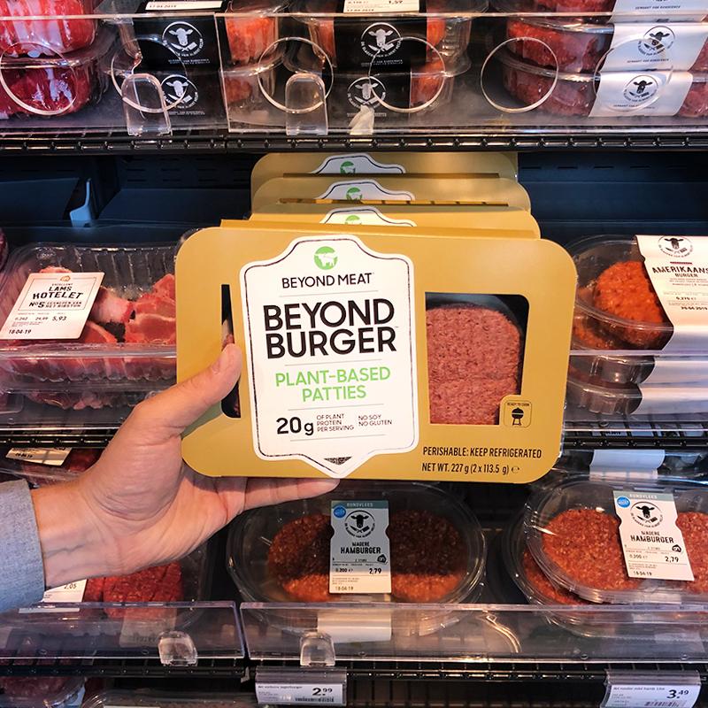 Beyond Burger Albert Heijn