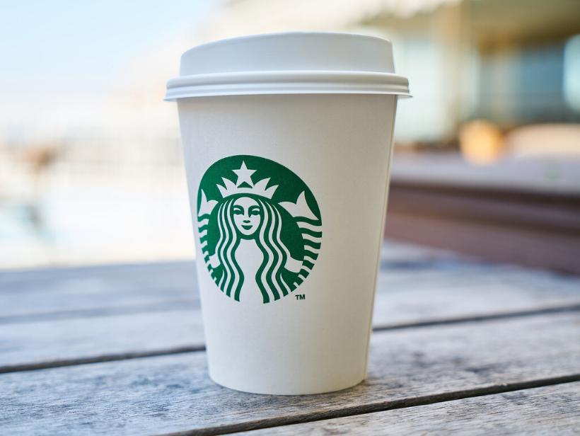 Starbucks plantaardige melk