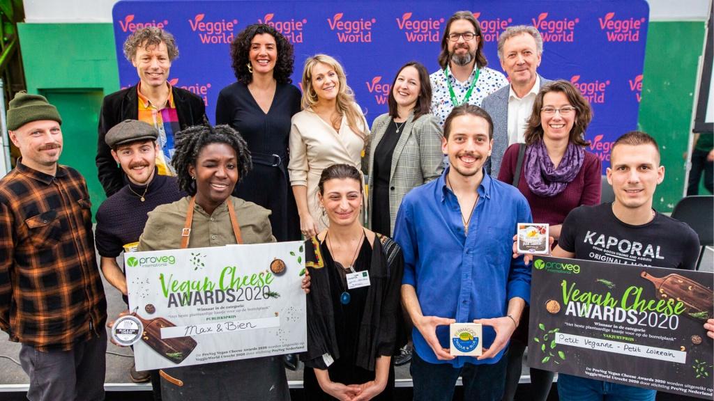 ProVeg Vegan Cheese Awards