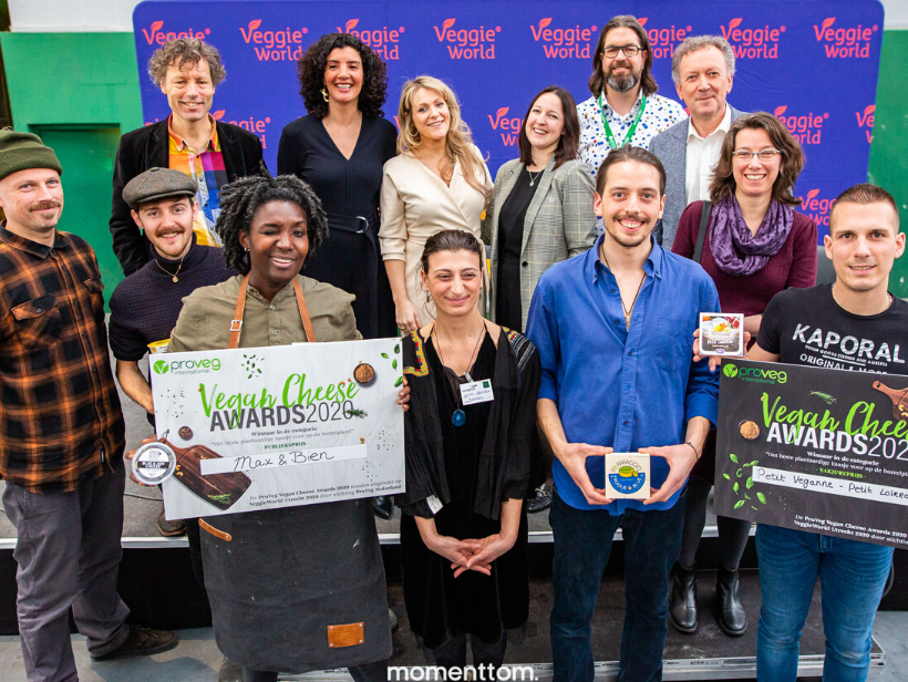 Vegan Cheese Awards 2020