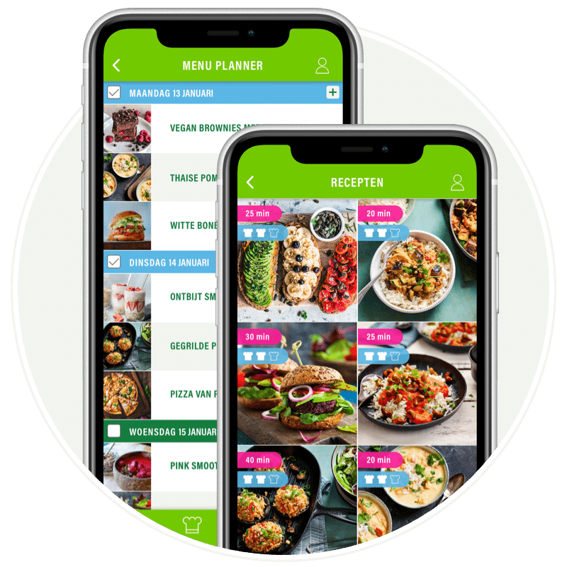Veggie Challenge App