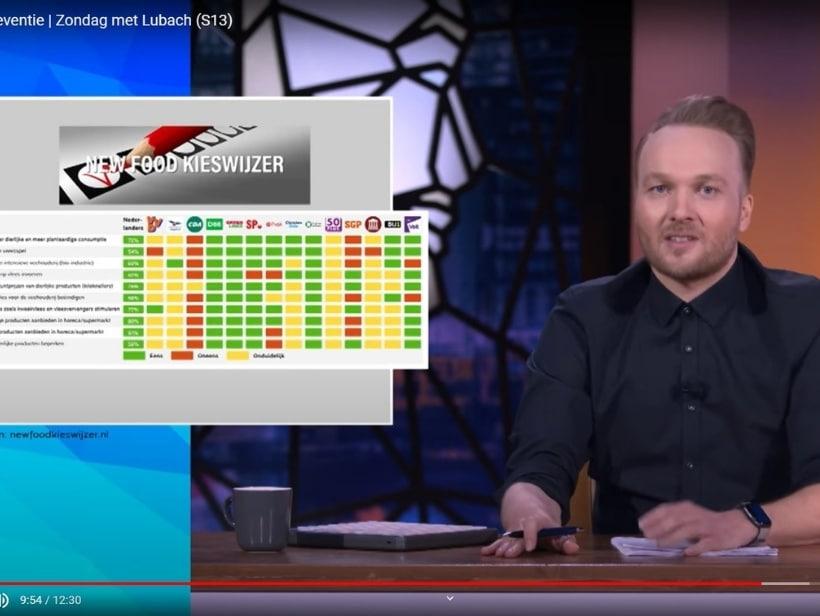 Screenshot uit de aflevering Pandemiepreventie | Zondag met Lubach (S13)