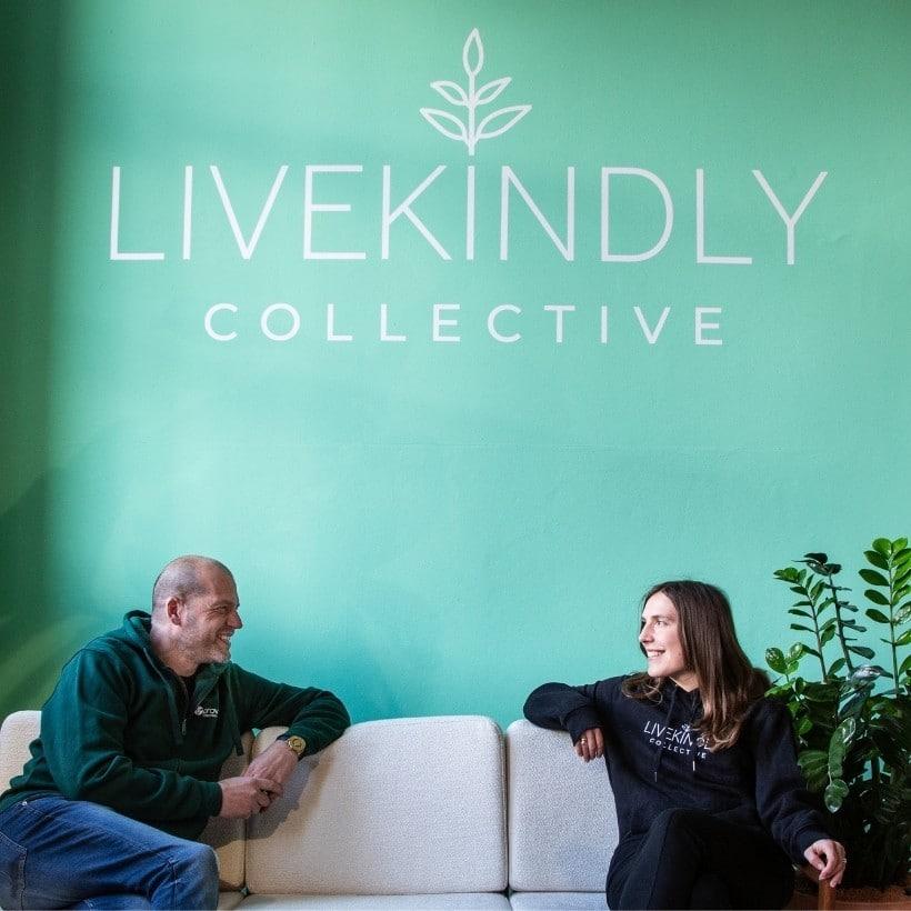 LIVEKINDLY Collective en ProVeg