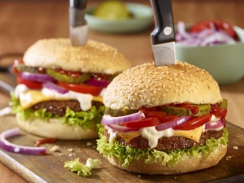 Vivera Plant Burger