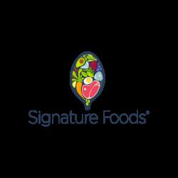 Logo van Signature Foods