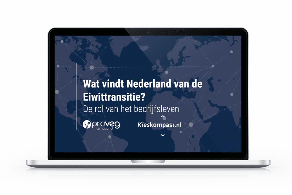 Wat vindt Nederland van de eiwittransitie