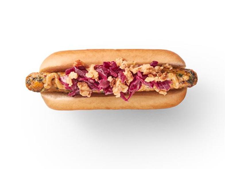 wege hot dog IKEA