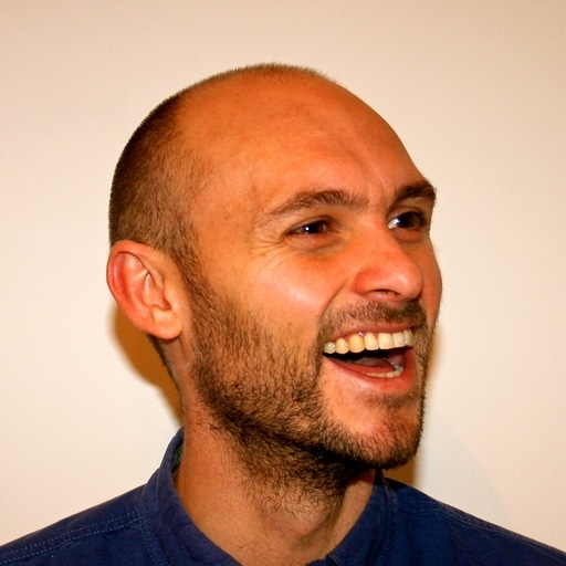 Photo of Jimmy Pierson Director of ProVeg UK
