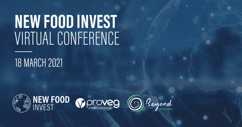 New Food Invest Conference Banner