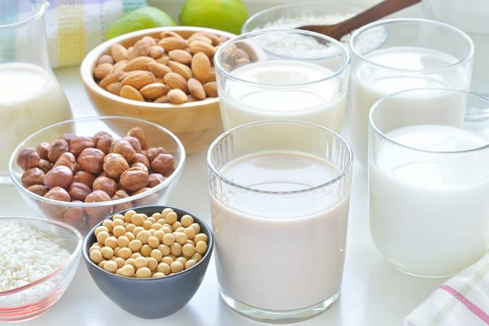 The 10 best plant-based milks - ProVeg International