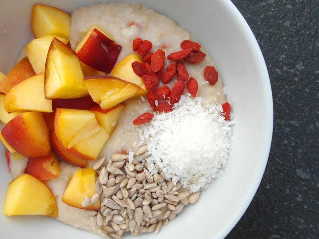 tropical porridge