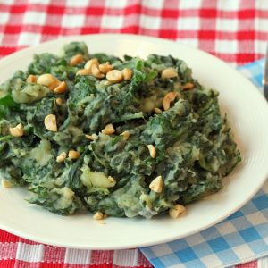 Spinach Peanut Stew