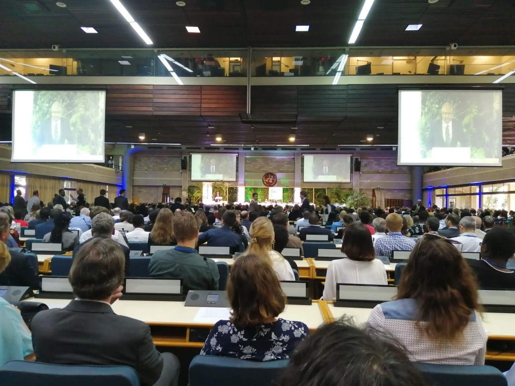 ProVeg accredited at the UN Environment Assembly