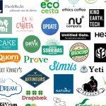 various organization logos
