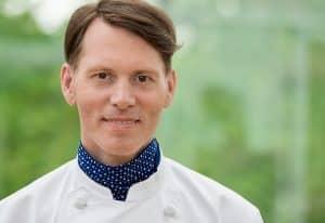 ProVeg training chef Stephan Giannangeli
