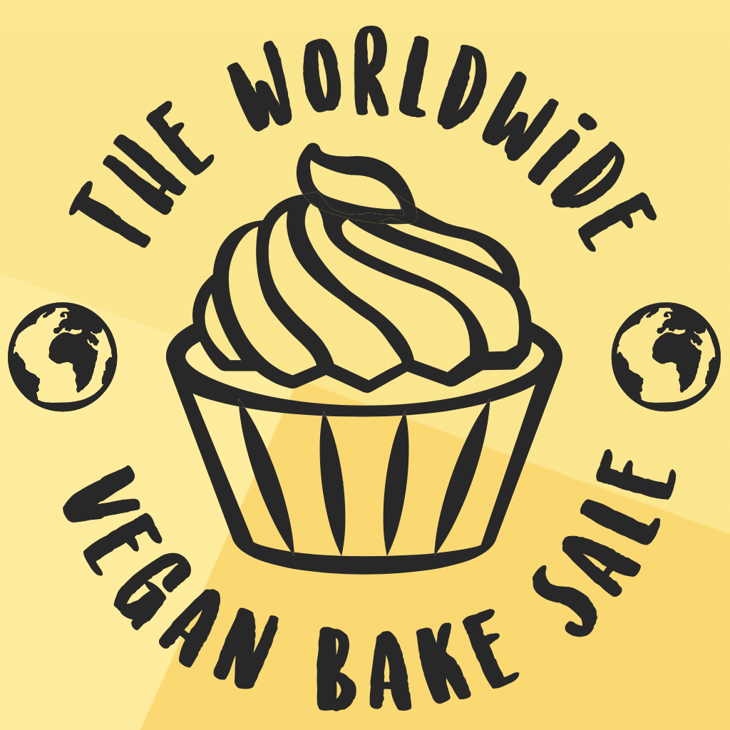 world wide vegan bake sale