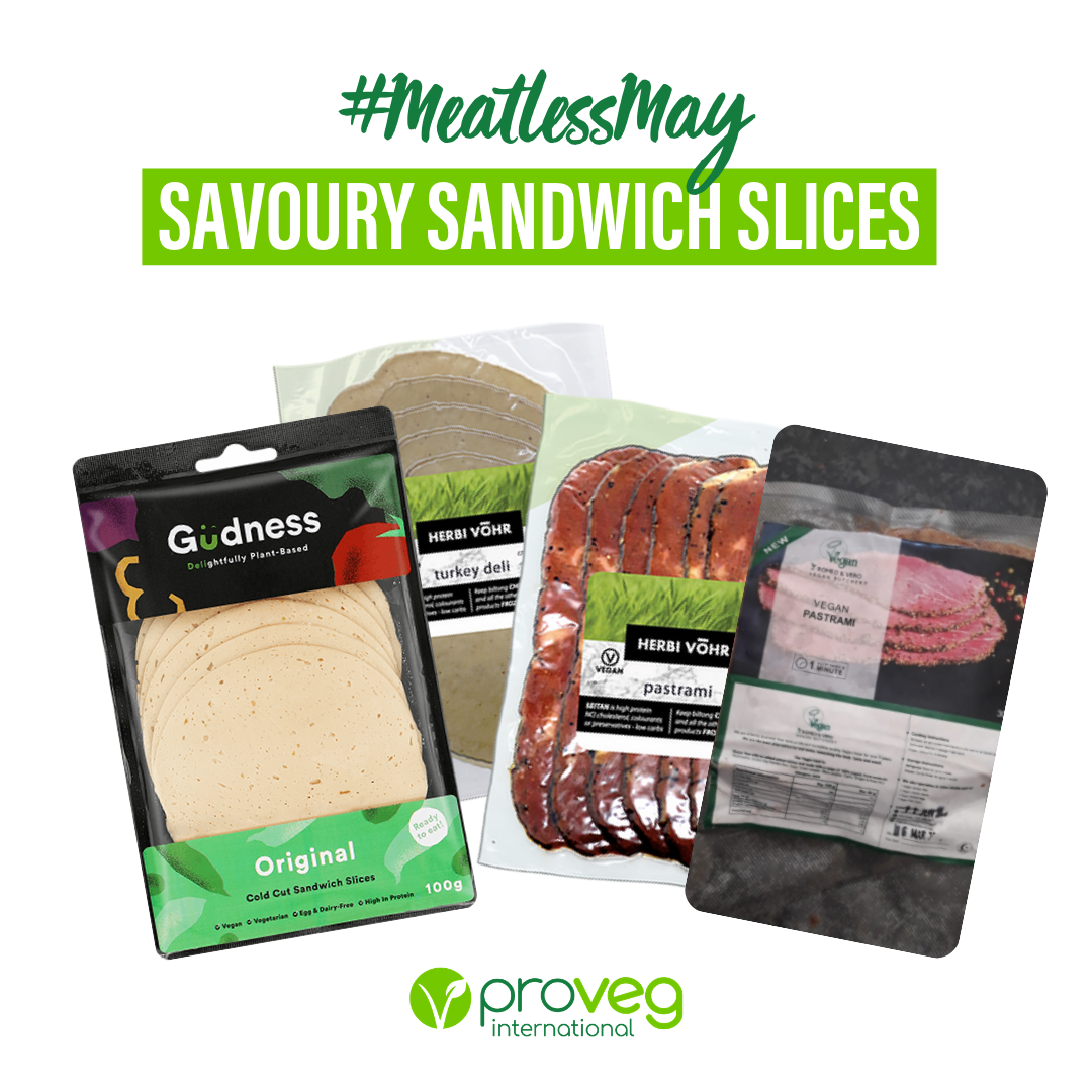 meatless may deli slices